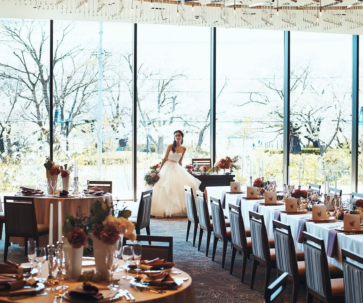 郡山モノリスの事例写真_郡山のおすすめ結婚式場まとめ